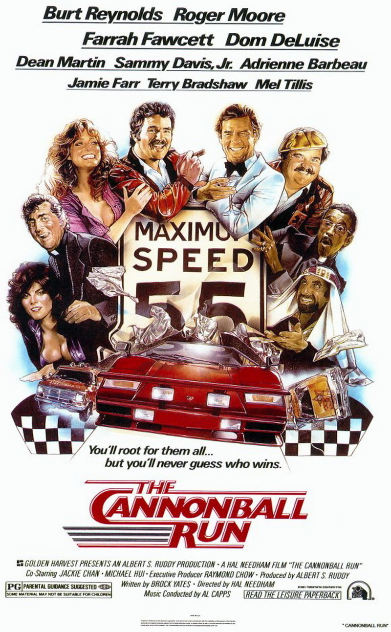 FILM SCREENING: THE CANNONBALL RUN