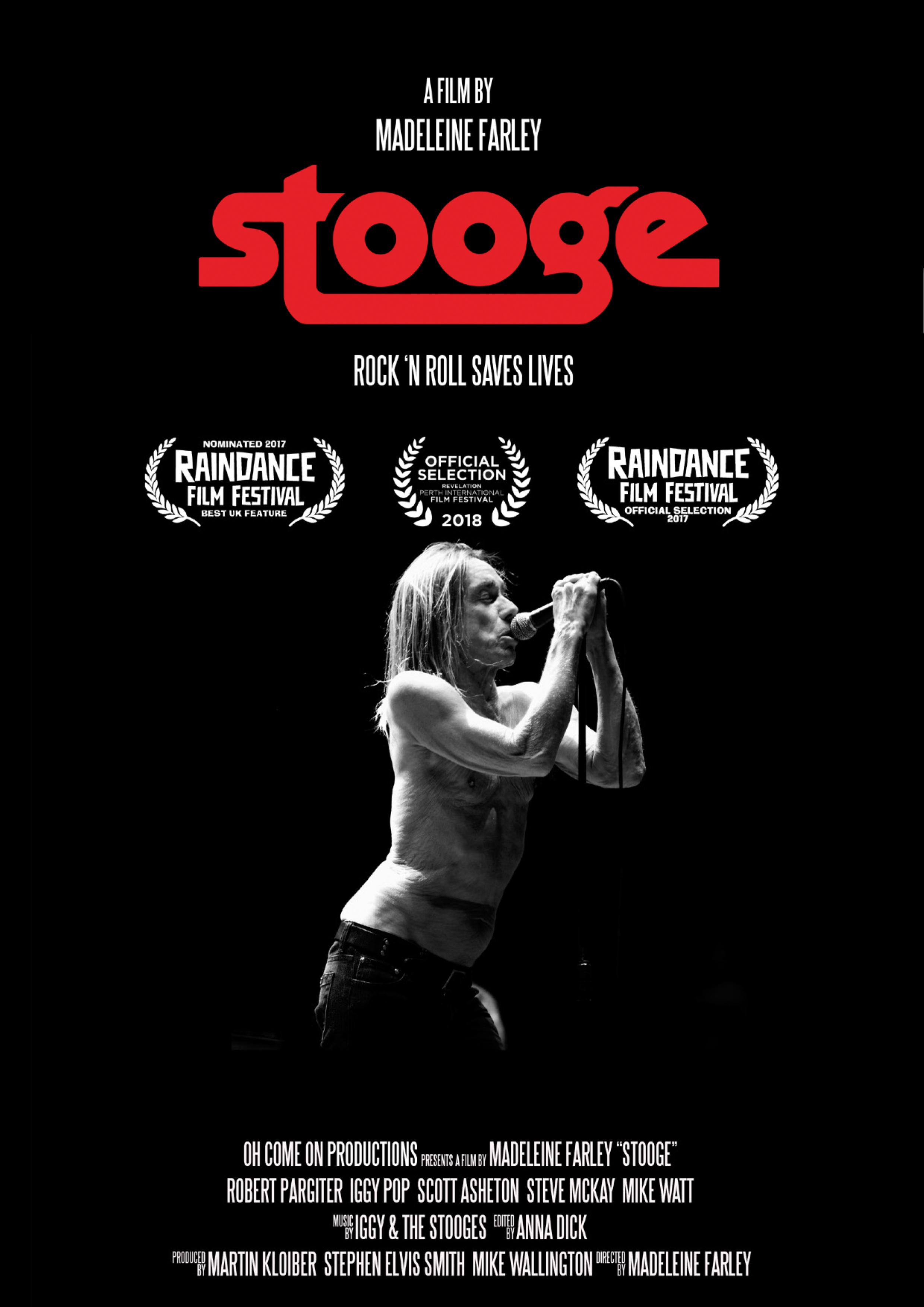 CENTURY FILM CLUB | STOOGE | IN PARTNERSHIP WITH RAINDANCE & BIFA