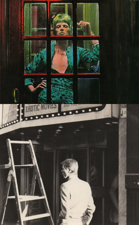 THE SOHO SERIES - BOWIE'S SOHO WITH GEOFFREY MARSH