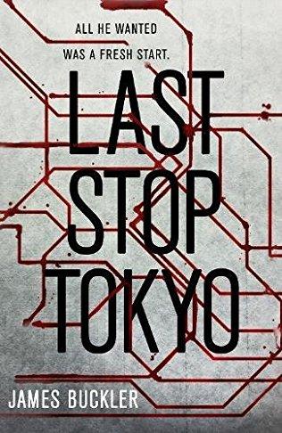 BOOK LAUNCH OF 'LAST STOP TOKYO' BY JAMES BUCKLER