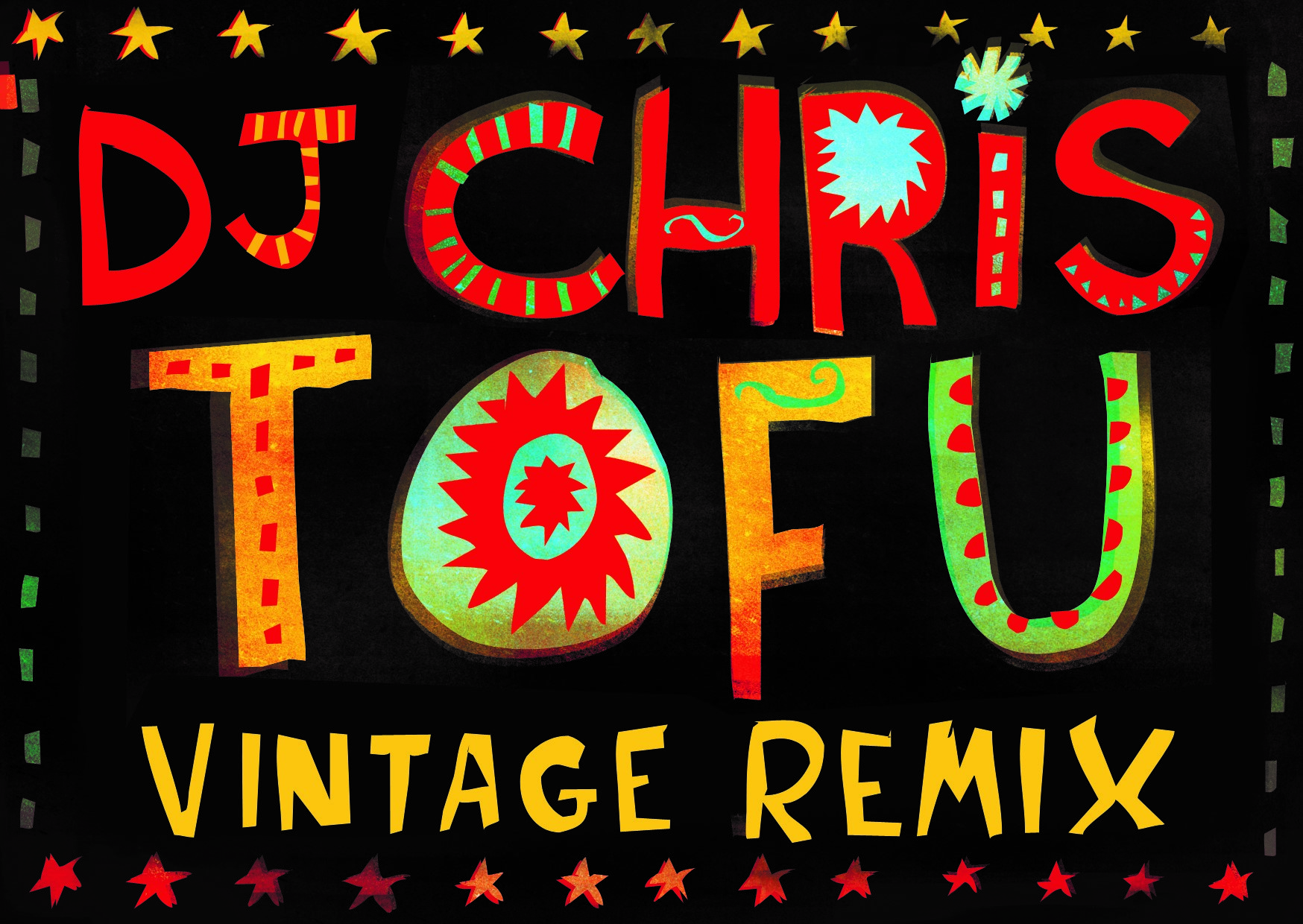 DJ ON THE ROOF   CHRIS TOFU