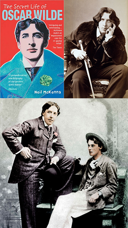 SALON TALKS | THE SECRET LIFE OF OSCAR WILDE