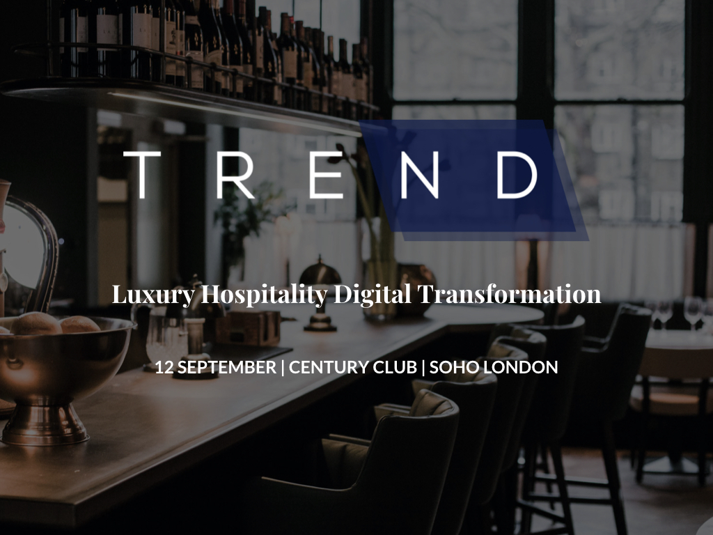 TREND: LUXURY HOSPITALITY TALK