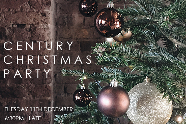 CENTURY CHRISTMAS PARTY