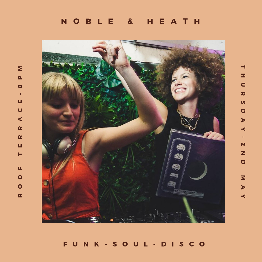 DJ's Noble & Heath