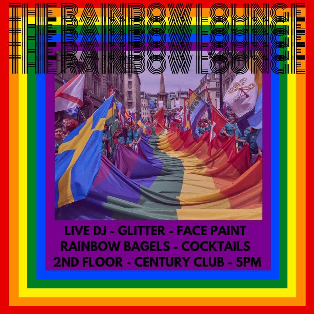 Pride Rainbow Lounge