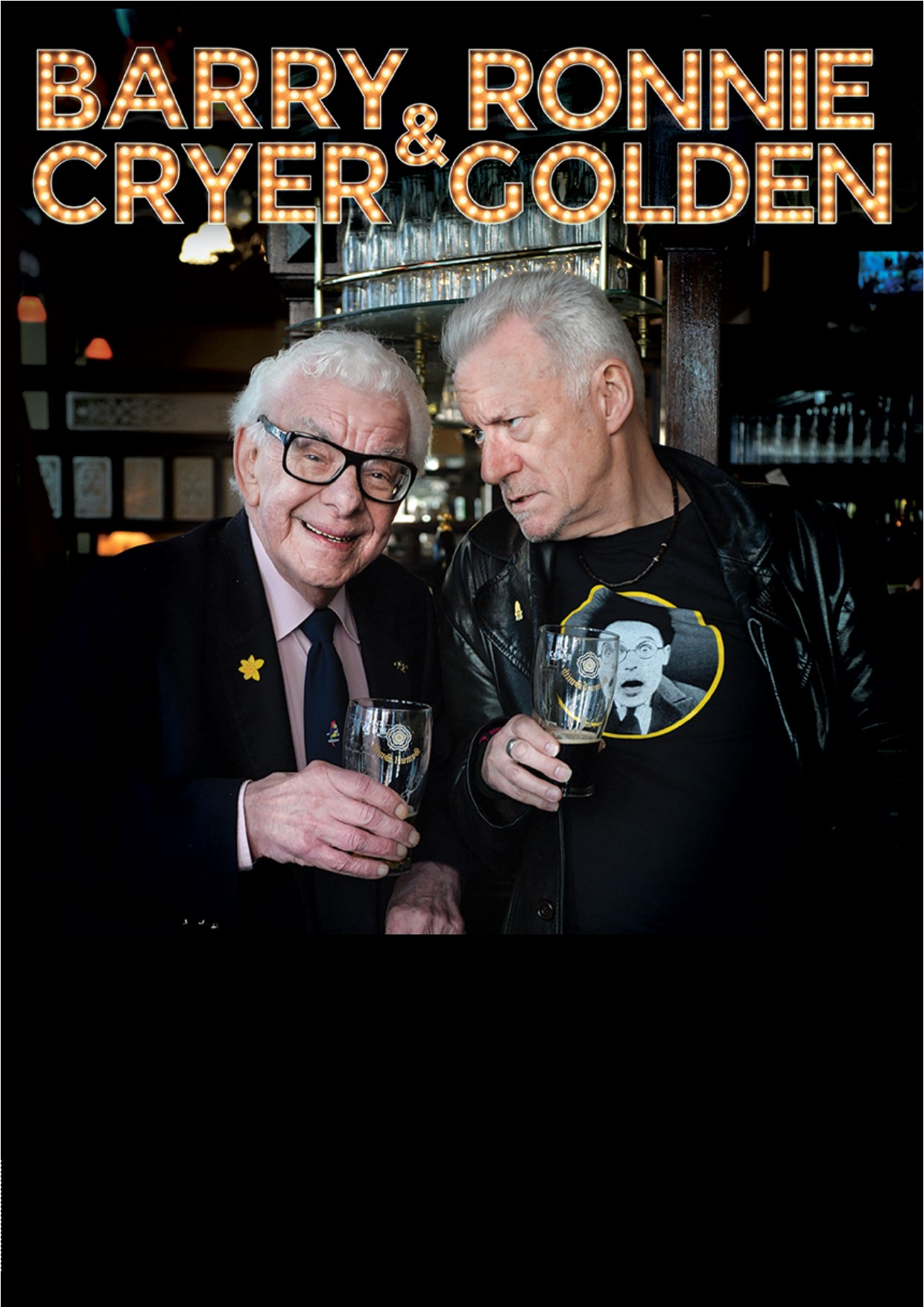 In Conversation with Barry Cryer & Ronnie Golden