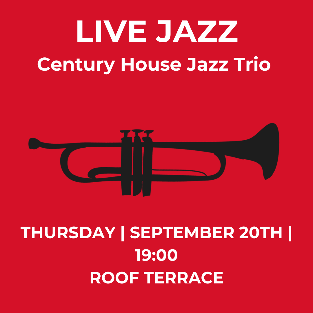 Live Jazz On The Terrace