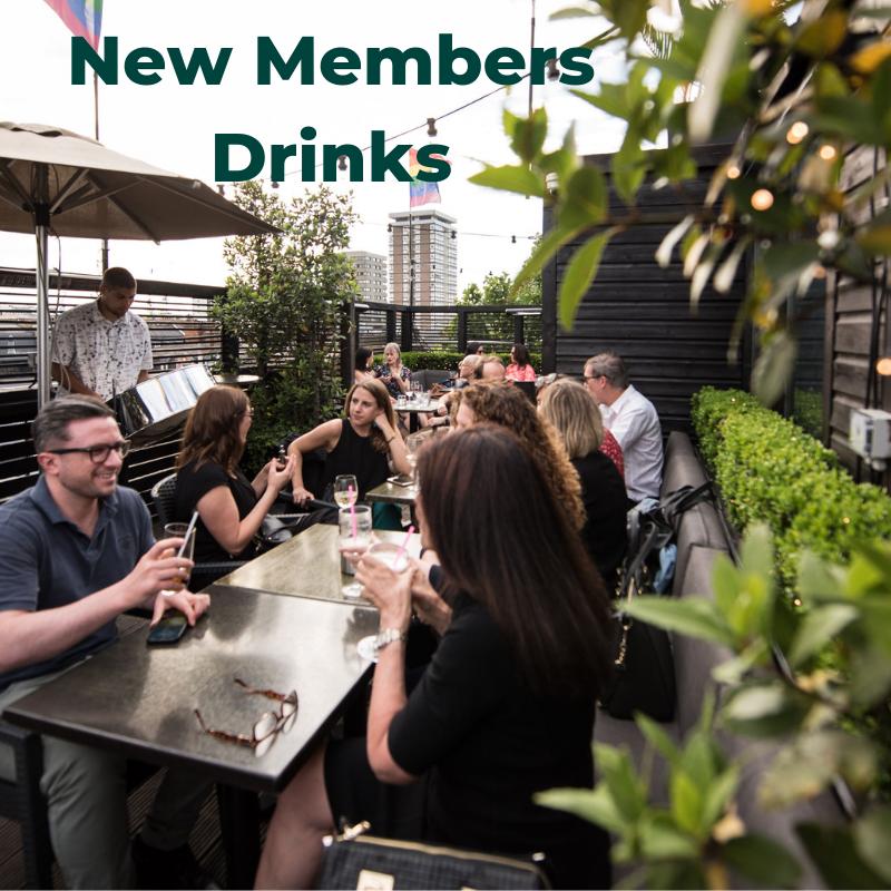 New Members Drinks