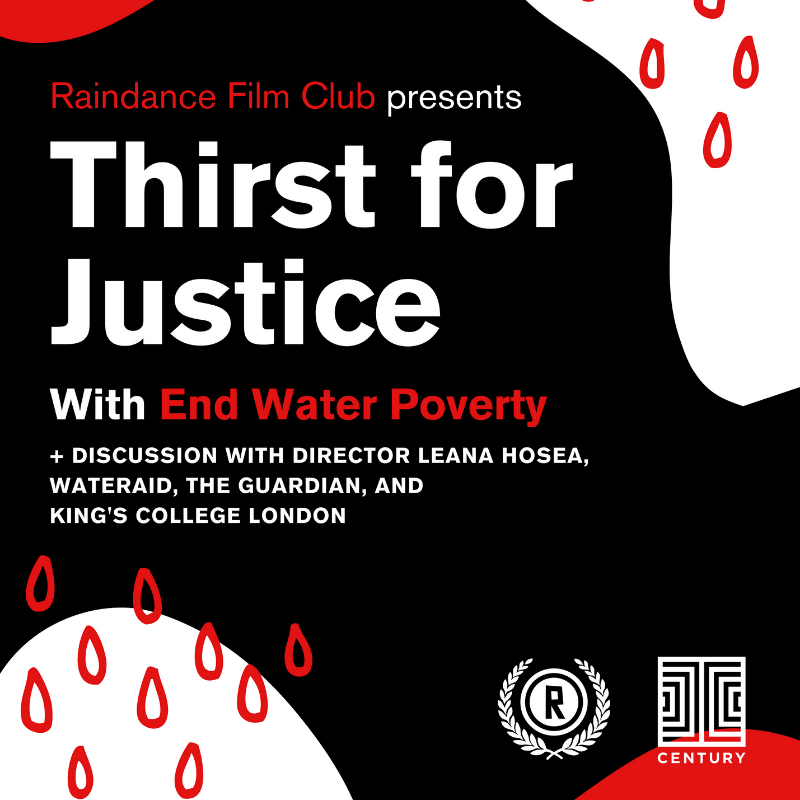 FILM CLUB: A THIRST FOR JUSTICE